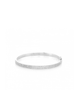 Lets Accessorize Pave Bangle - Product List Image