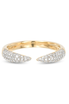 Shoptiques Product: Pave Claw Ring