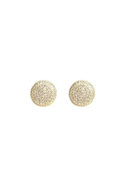 Wild Lilies Jewelry  Pave Crystal Studs - Product Mini Image