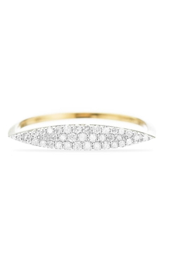 Shoptiques Product: Pave Marquise Ring
