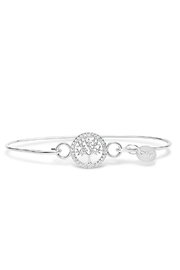 Stia Pave Tree-Of-Life Bracelet - Front cropped