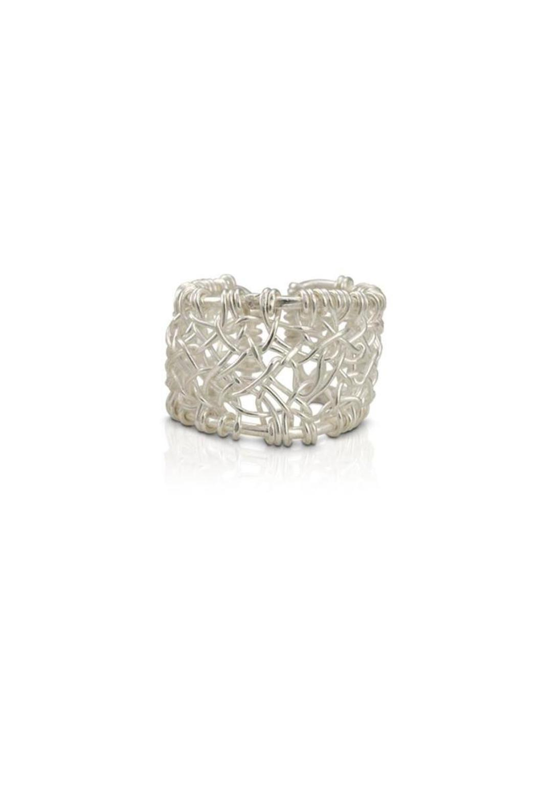 Pavel Perez Wire Woven Ring - Main Image