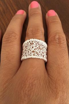 Shoptiques Product: Wire Woven Ring