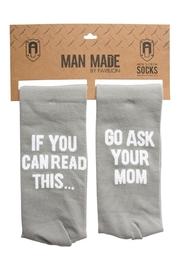 Pavilion Ask Mom Socks - Product Mini Image