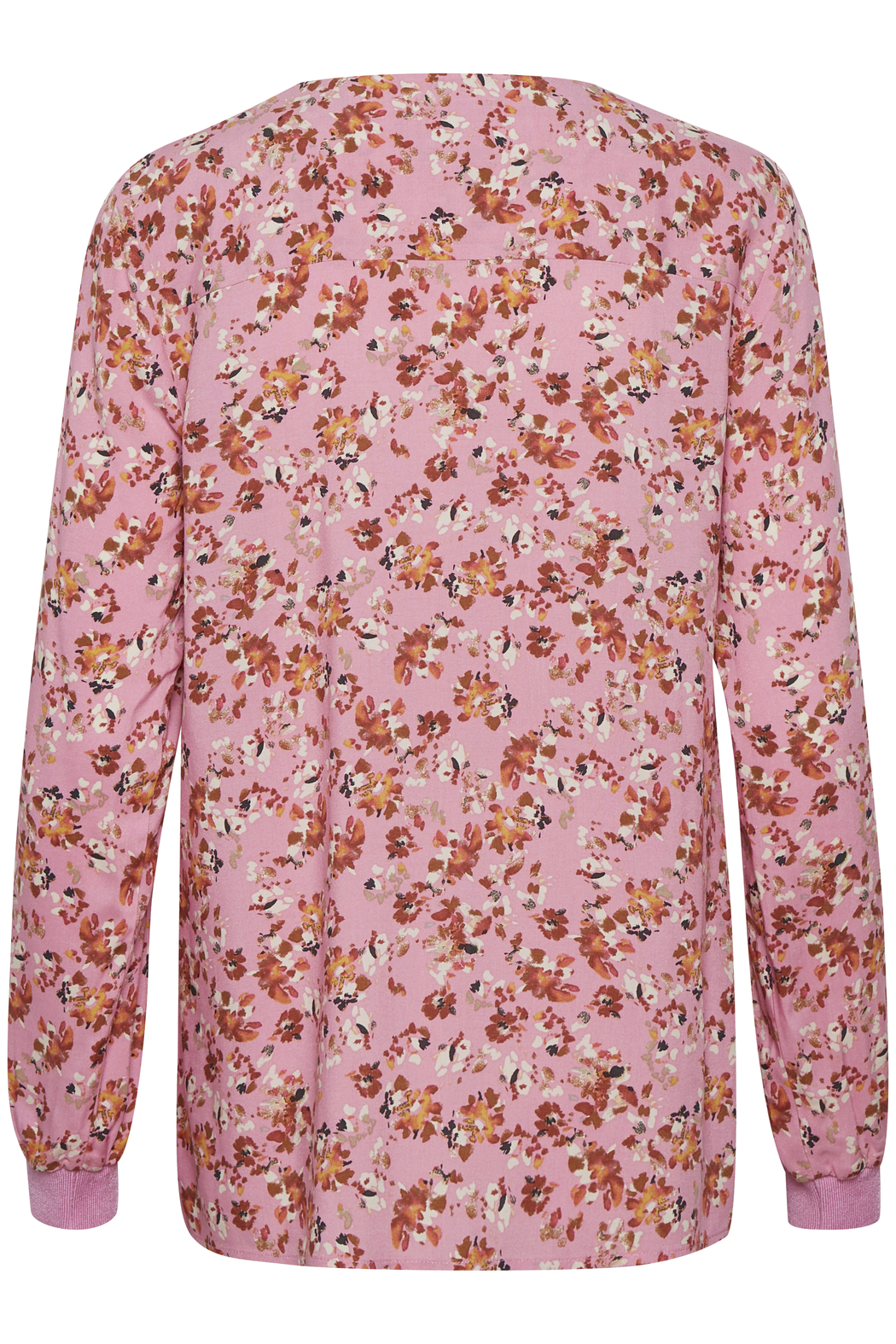 Part Two Pax flower print blouse - Front Full Image