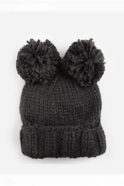The Blueberry Hill Paxton Pom Pom Knit Hat - Product Mini Image
