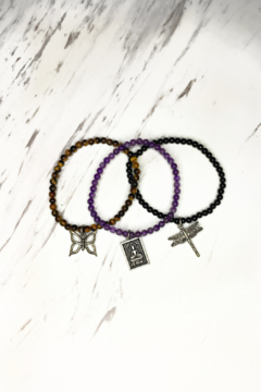 Shoptiques Product: Pay it Forward Triple Bracelet