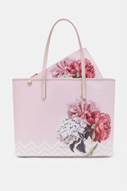 Ted Baker Payten Canvas Shopper-Bag - Front cropped