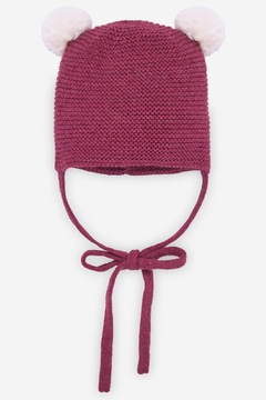 Shoptiques Product: Paz Rodriguez Knit Newborn Wool Hat (Esencial)