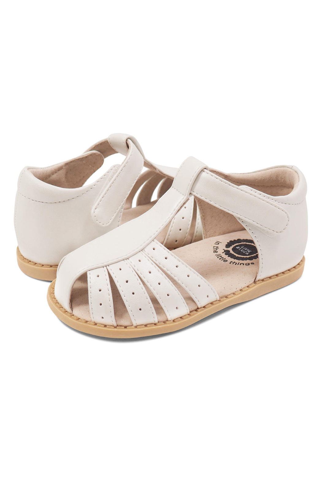 Livie & Luca Paz Sandals - Front Cropped Image