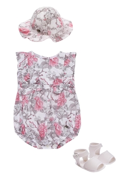 Shoptiques Product: Floral Print Set.