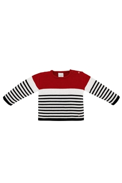 Shoptiques Product: Striped Sweater.