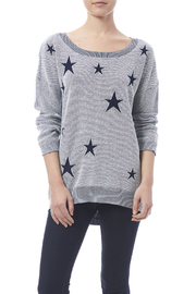 PBJ Sport Soft Star Sweater - Product Mini Image