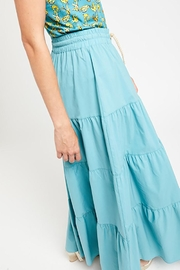 Ottod'ame Pch Maxi Skirt - Front full body
