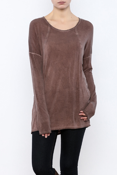 Shoptiques Product: Knit Long Sleeve Top