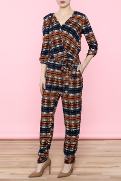 Shoptiques Product: Multicolor Jumpsuit