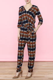 Peace Love California Multicolor Jumpsuit - Product Mini Image