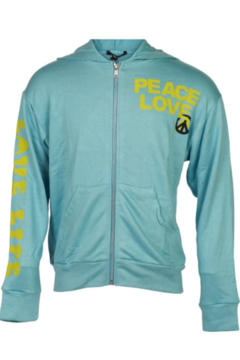 Shoptiques Product: Peace Love Sweatshirt