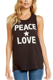 Chaser Peace Love Tank - Product Mini Image
