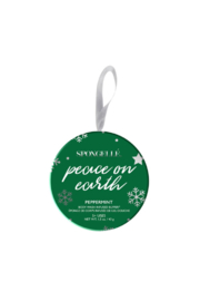 Spongelle PEACE ON EARTH HOLIDAY ORNAMENT (BODY BUTTER) - Product Mini Image
