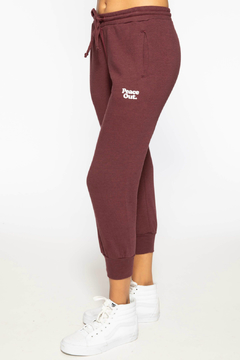 Suburban riot Peace Out Cambridge Sweats - Product List Image