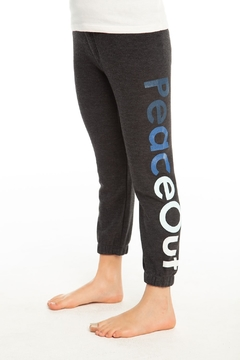 Chaser Peace out sweatpants - Product List Image