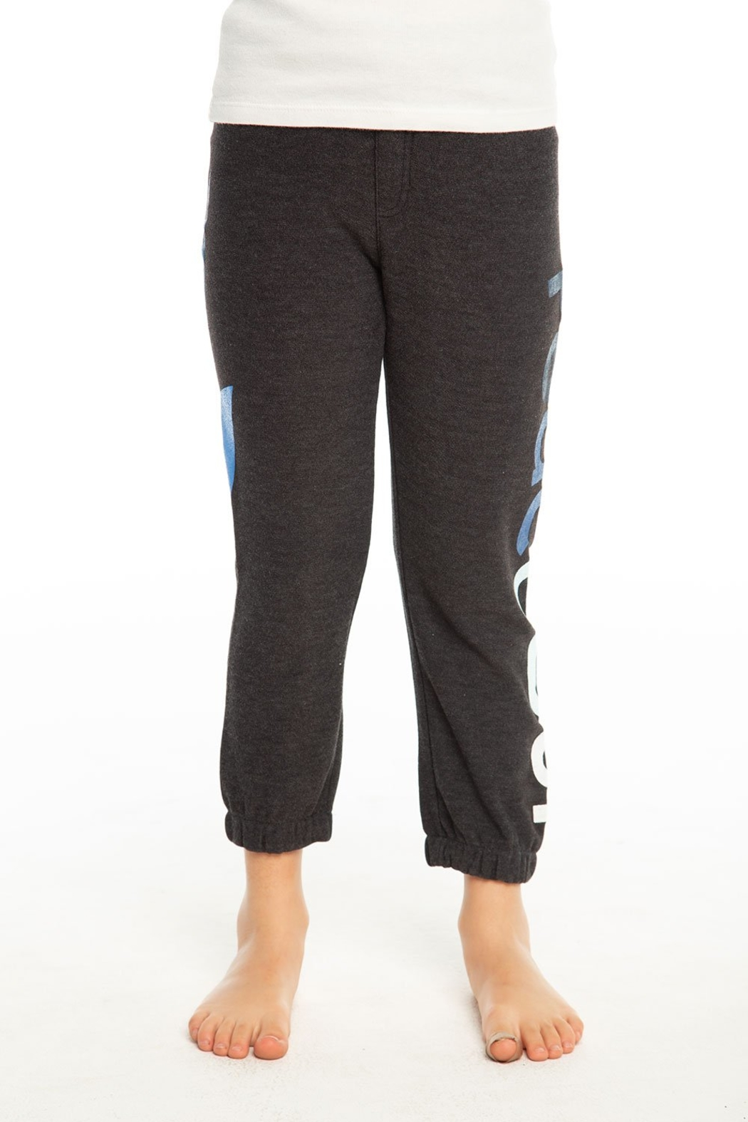 Chaser Peace out sweatpants - Side Cropped Image