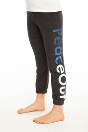 Chaser Peace out sweatpants - Product Mini Image