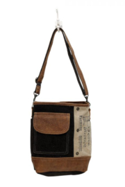 MarkWEST-Myra Bag Peace Pocket Shoulder Bag - Product Mini Image