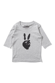 Mini Munster Peace Ride Tee - Front cropped