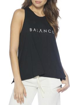Peace Love World Ashely Balance Tank - Product List Image