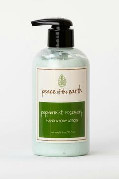 Shoptiques Product: Peppermint Rosemary Lotion