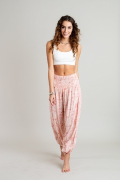 Lotus and Luna Peach Beach Pants - Product List Image