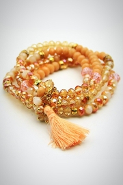 Embellish Peach Candy Bracelet - Product Mini Image