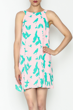 Shoptiques Product: Bird Print Dress