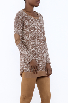 Shoptiques Product: Brown Tunic