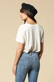 By Together Peach Tee - Side cropped
