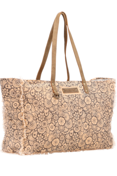Shoptiques Product: Peach Weekender Bag