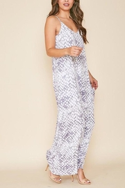 Peach Love California Printed Maxi Dress - Product Mini Image