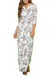 Peach Love California Twist Front Maxi - Product Mini Image