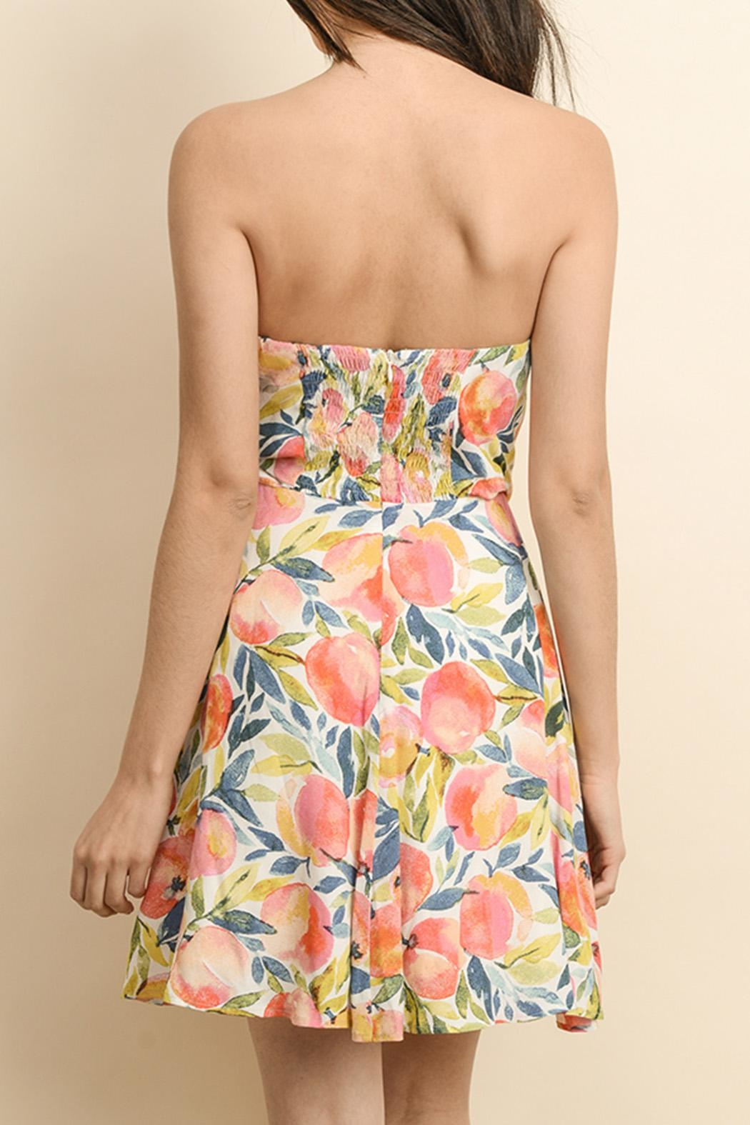 dress forum Peaches Tube Dress - Side Cropped Image