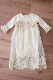 Peaches 'N Cream Ivory Gown - Product Mini Image