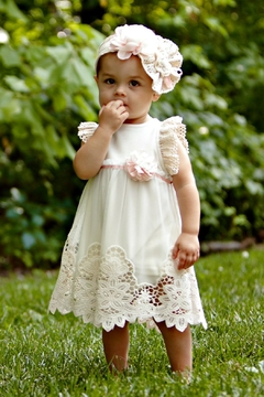 Shoptiques Product: Infant Crochet Dress