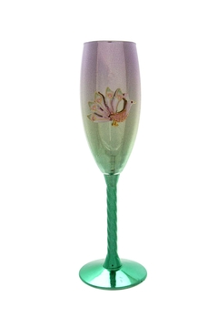 Diane's Accessories Peacock Stemware - Product List Image