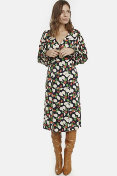 Compania Fantastica Pear Wrap Dress - Alternate List Image
