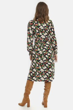 Compania Fantastica Pear Wrap Dress - Product List Image