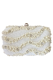 Scarborough Fair Pearl Beaded Clutch - Product Mini Image