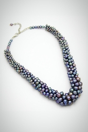 Embellish Pearl Beauty Necklace - Front cropped