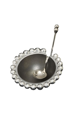Inspired Generations Pearl-Benzy-Bowl With Spoon - Alternate List Image
