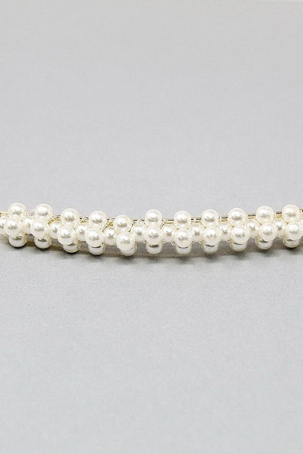 US Jewelry House Pearl Bobby Pin - Main Image